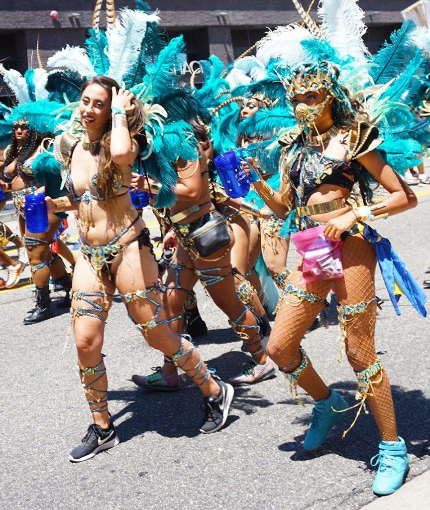 Mirage Mas, Hollywood Carnival Parade, 06/29/19