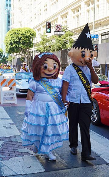 Ecuador Parade, Los Angeles 08/04/19