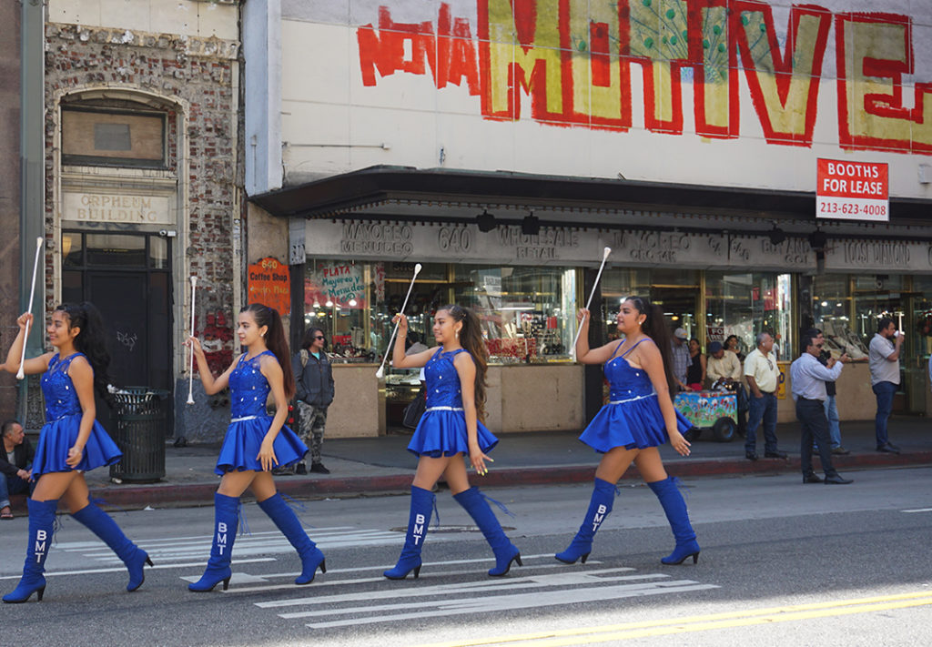 Ecuador Parade, Los Angeles, 08/14/19