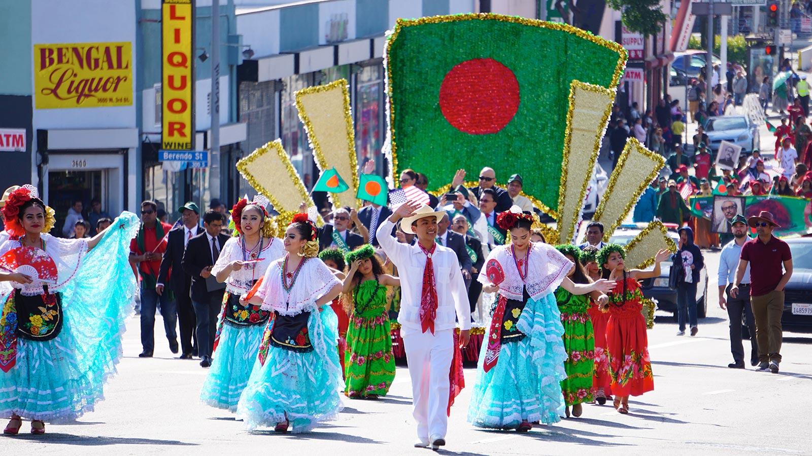 Bangladesh IndependeceParade-2019