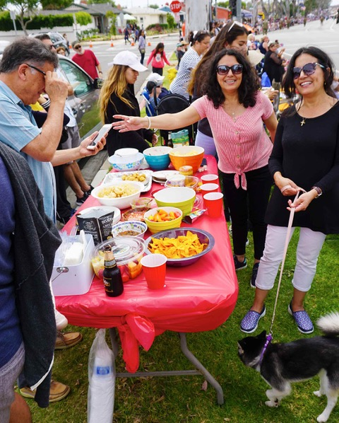 Armed Forces Day – Torrance, CA, Foodways 05-18-19