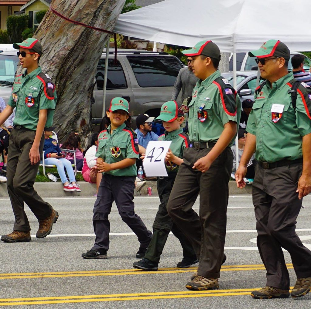 Armed Forces Day – Torrance, CA, Parade 05-18-19