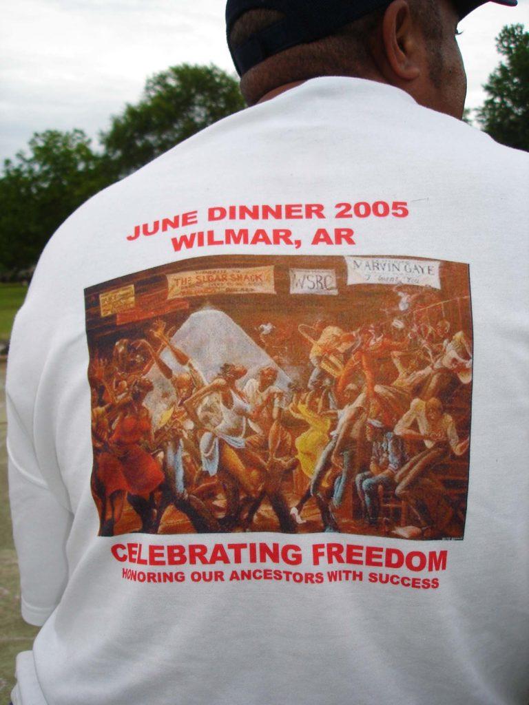 June Dinner 2005 shirt