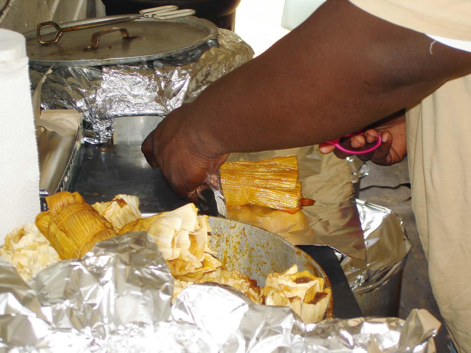 June Dinner Hot Tamales 2006