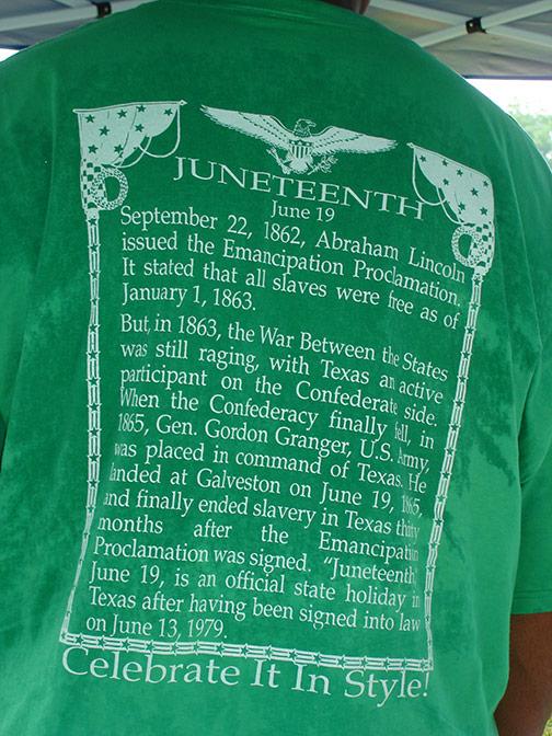 Helen's market-t-shirts-June Dinner 2006