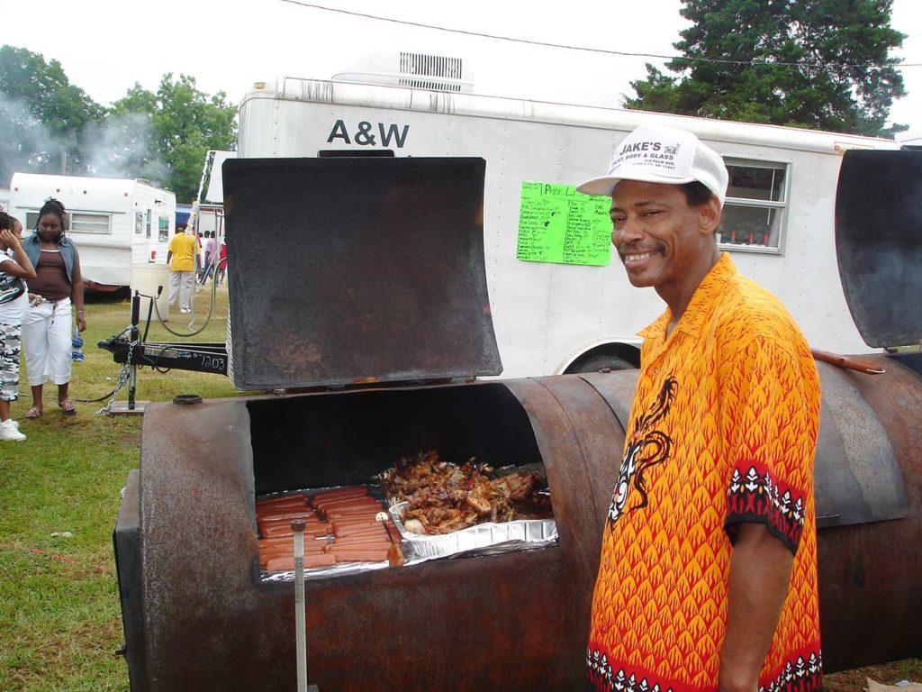 BBQ-June Dinner 2006