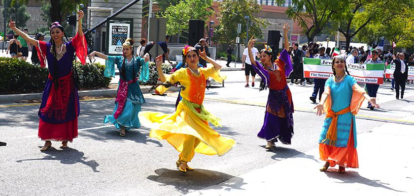 Nowruz-LA-Persian Dancers