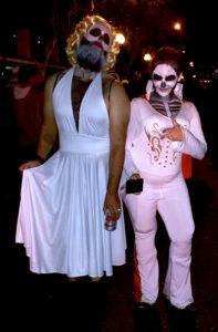 West Hollywood Halloween 2017