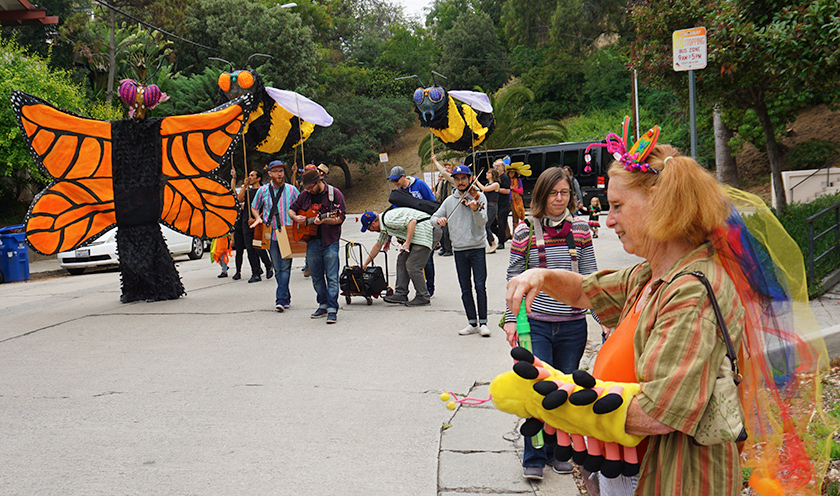 Lummis Days Festival and Procession-photo4