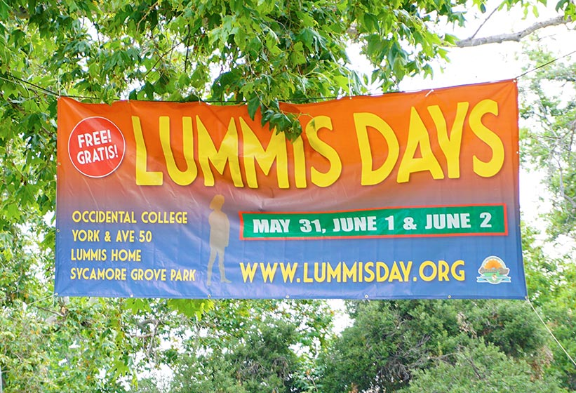 Lummis Days Festival and Procession-photo16