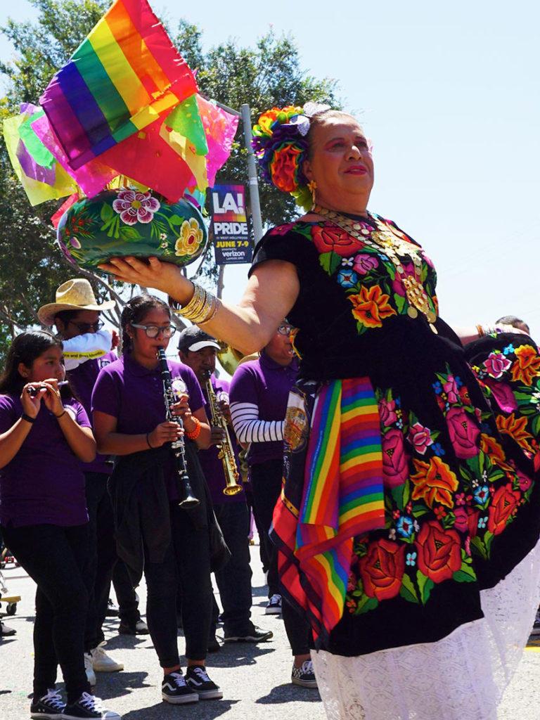pride parade-performers-la-sociedad-vela-vinnii-gaxhee-LA