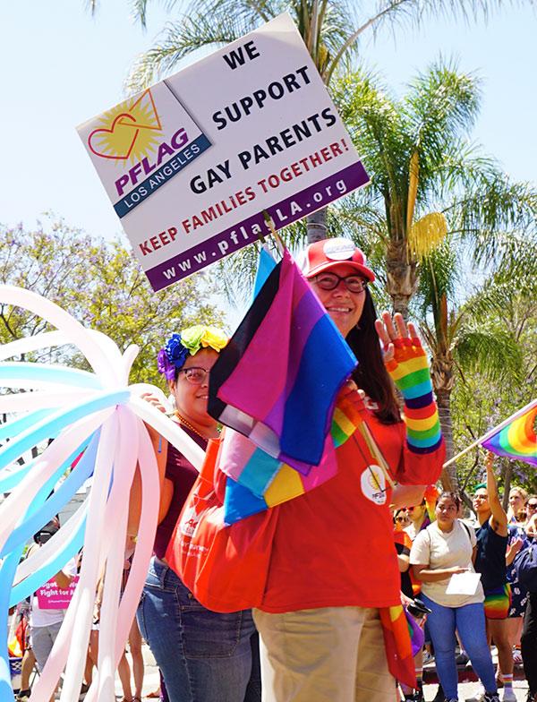 A Pride Parade-PFLAGLA.org