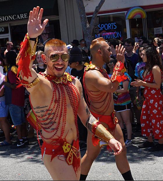 LA Pride Parade-Las Vegas Pride Parade Banner