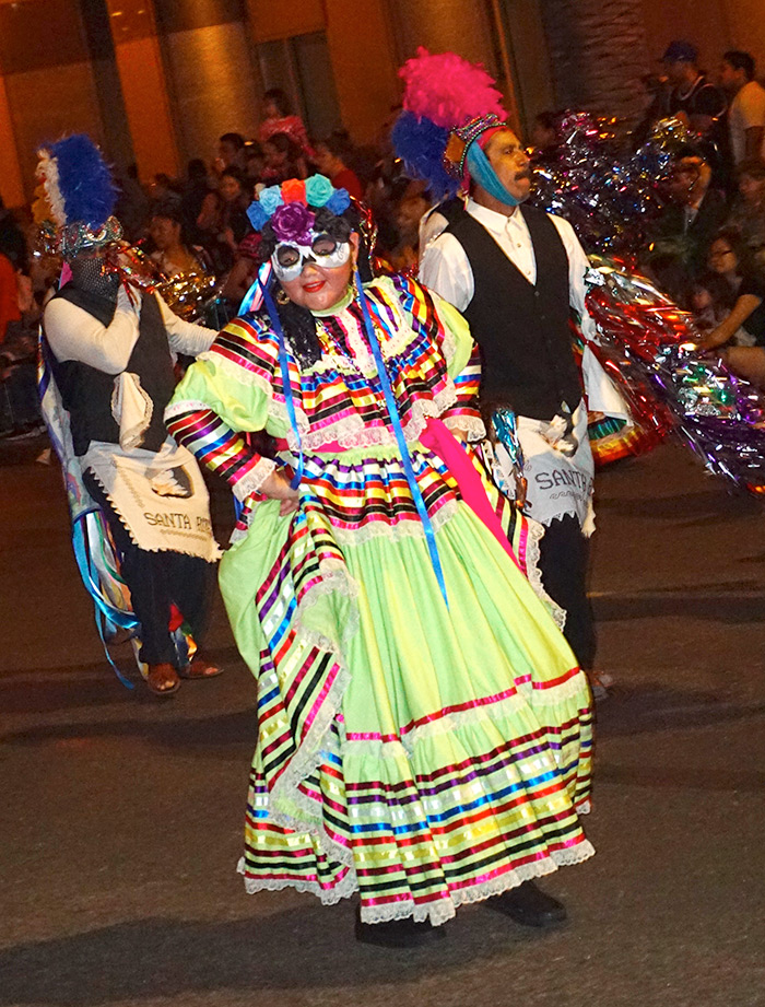 Anaheim Fall Festival-Halloween Parade-Grupo Folklorico Desafio de Anaheim CA and Danza de Palma-Santa Rita, Jalisco, MX (10/26/19)