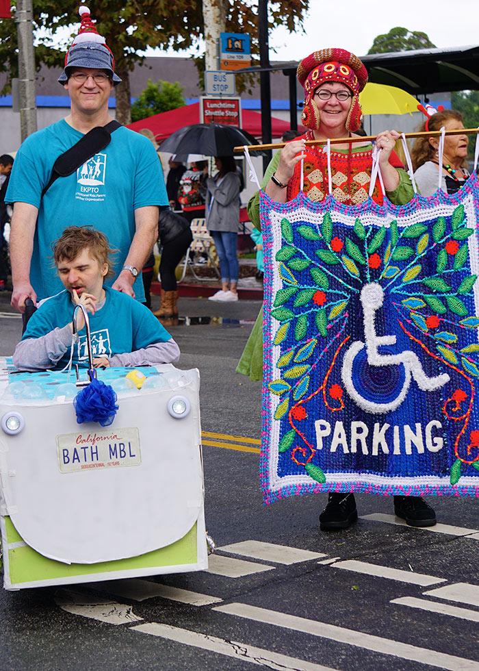 El Segundo Holiday Parade-12-8-19-exceptional kids org