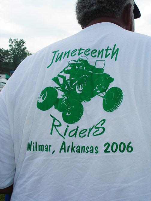 Juneteenth Riders-June Dinner 2006