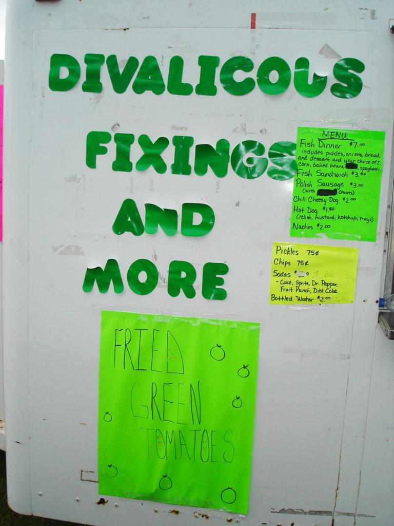 Divalicious-June Dinner 2006